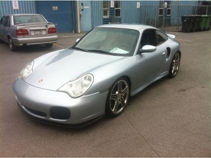 Car - 2001 Porsche 911 Carrera Turbo in Montreal, QC  $59,950