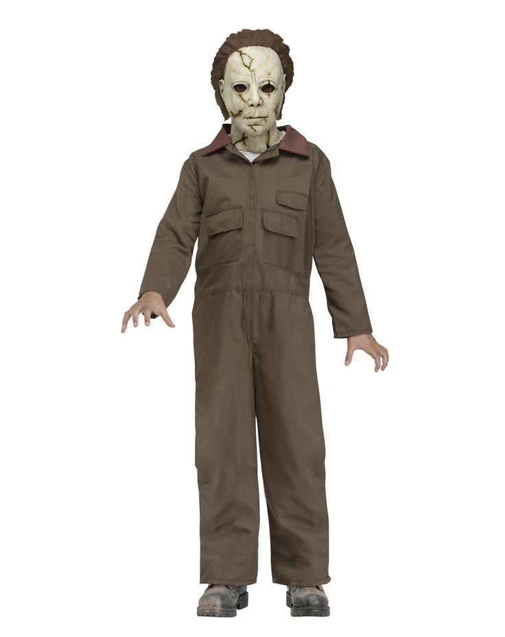 Rob Zombie Michael Myers Child Costume – Spirit Halloween ...