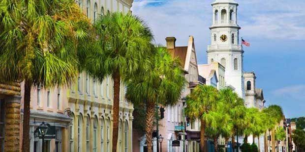 Charleston, Carolina del Sur