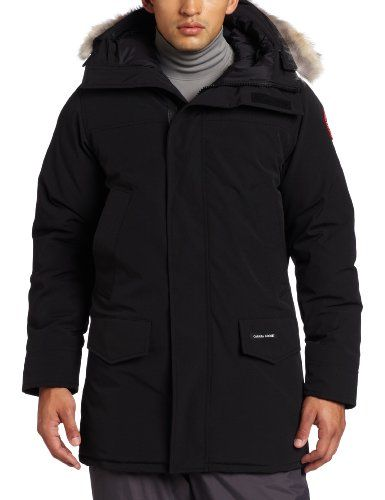 """A new urban piece within the Arctic line, the Langford was designed based on the success of the Chateau and Banff parkas. This style is slightly longer than the others and offers a clean look.       Famous Words of Inspiration...""""Hope is itself a species of happiness, and,...  More details at https://jackets-lovers.bestselleroutlets.com/mens-jackets-coats/active-performance/down-down-alternative/product-review-for-canada-goose-mens-langford-parka-cpat/"""