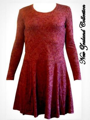 Merino Dress - Seliena