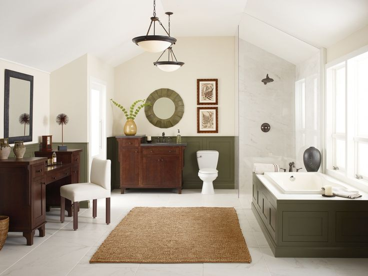 Traditional Lighting Completes This Bathroom Find This Collection At Https Aadenlighting