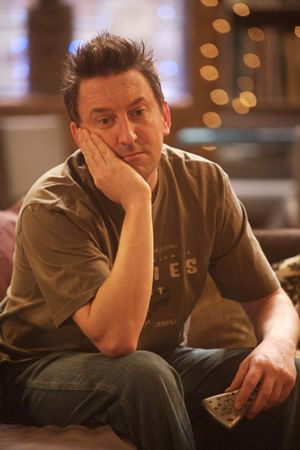 Lee Mack -great in Not Going Out but useless at standup