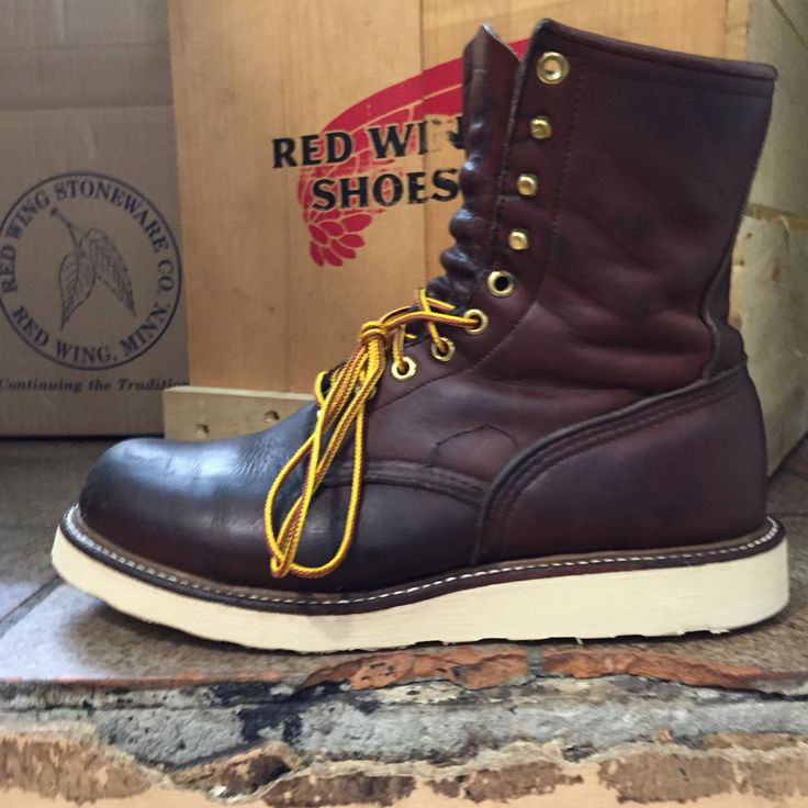 25 Best Ideas About Red Wing Logger Boots On Pinterest