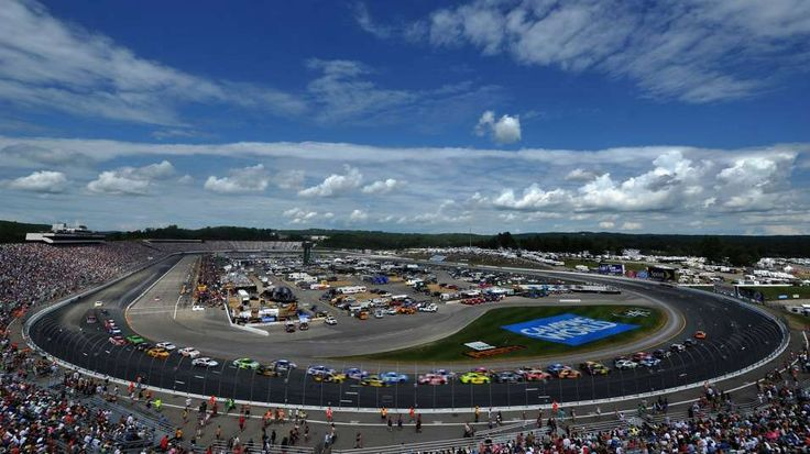 Wicked fast: NASCAR TV schedule for New Hampshire Motor Speedway | FOX Sports on MSN