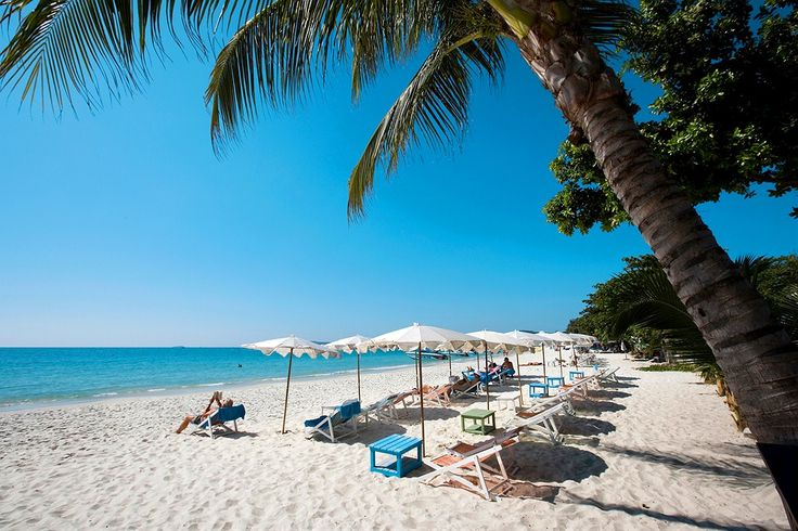 Samettinen Koh Samet... #Thailand #Koh_Samet #beach http://www.finnmatkat.fi/Lomakohde/Thaimaa/Koh-Samet/?season=talvi-13-14 #Finnmatkat