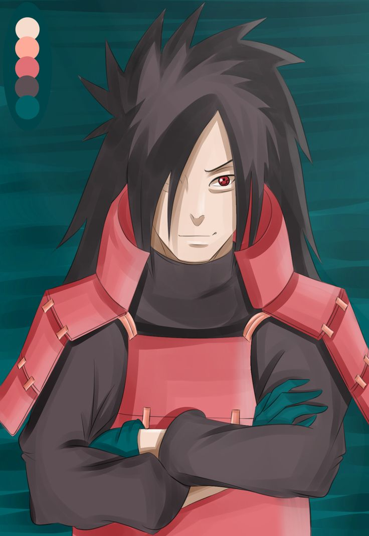 Color palette challenge: Madara