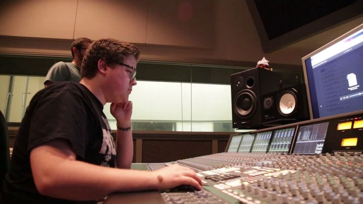 A look at the Music Production and Recording Technology program at Shenandoah University.