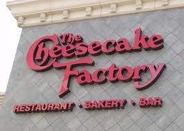 The Cheesecake Factory at the The Mall at Millenia .. shopping , great food and cheesecake makes a fab day !!
