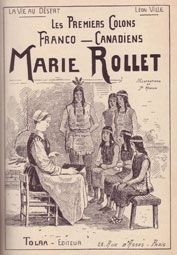 Marie Rollet - my 10th great-grandmother #AncestryContest
