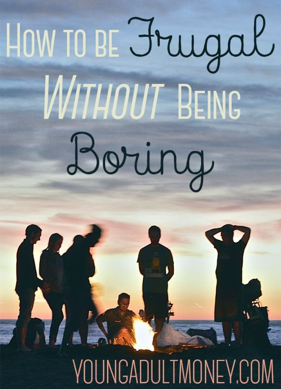 Is it possible to be frugal without being boring? Yes! It turns out, saving isn't about depriving yourself. You can enjoy your 20s while still having fun.