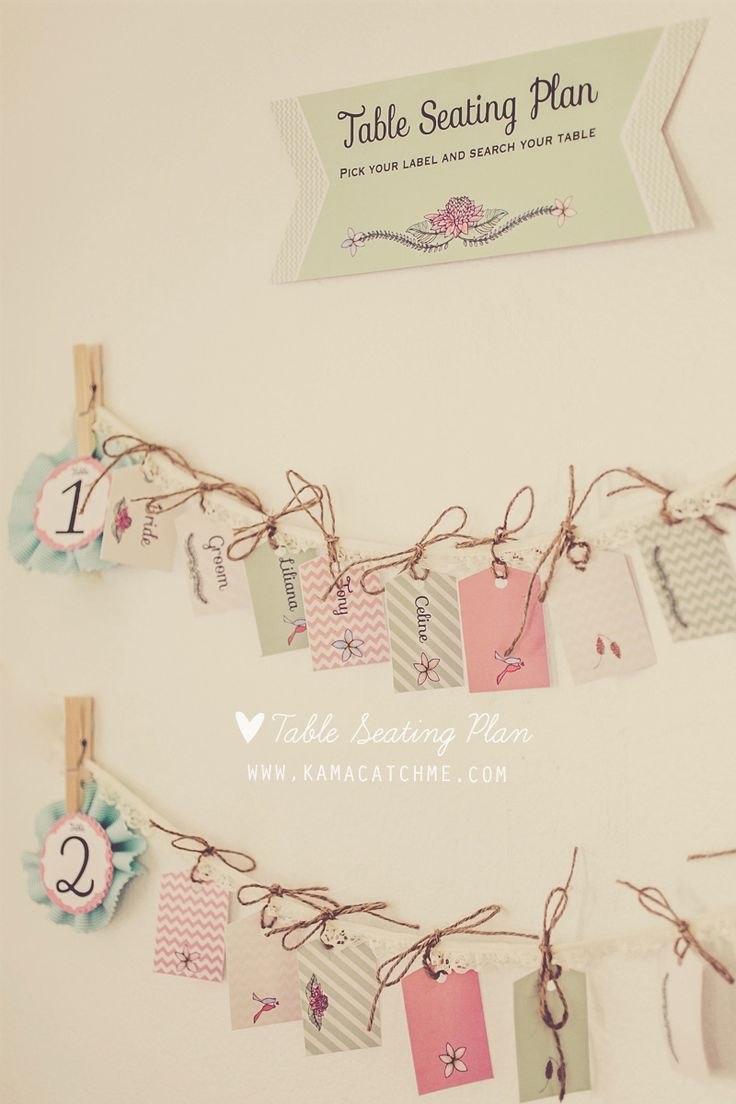 Printable Wedding Stationery Fiji - Pastel Vintage - Kama Catch Me - Facebook (7 of 25)
