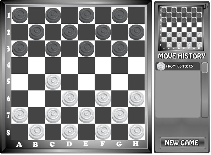 #Play #Free Classic #Checkers #Game
