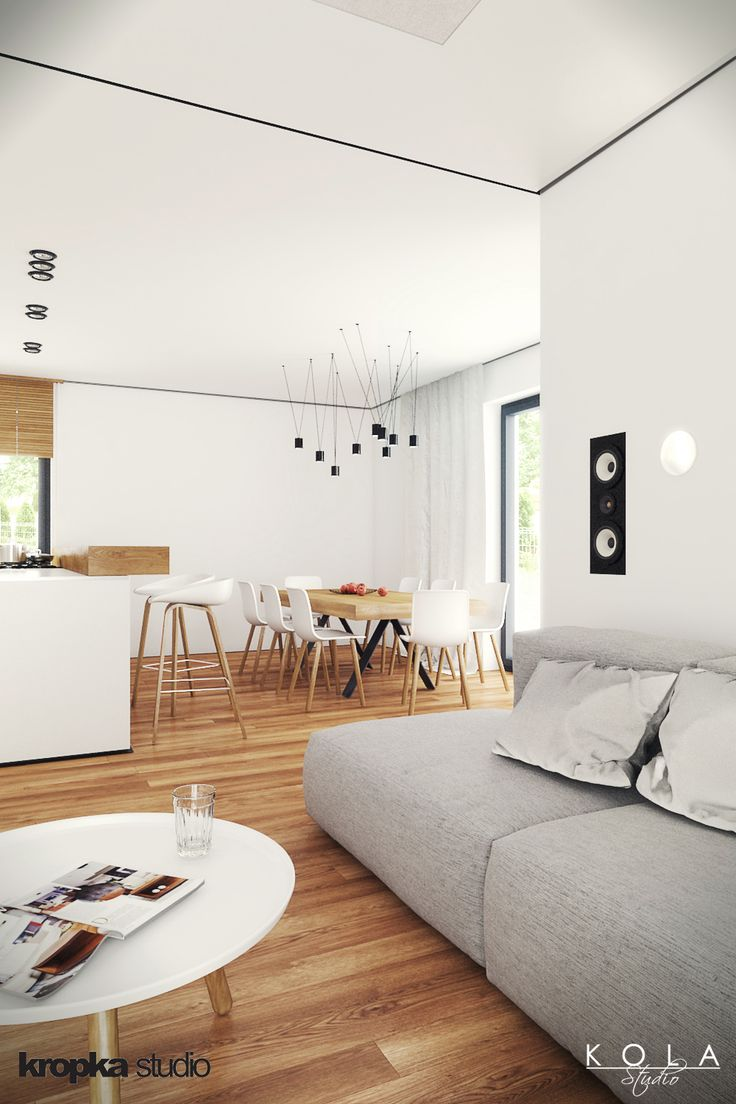 Apartment in Cracow on Behance