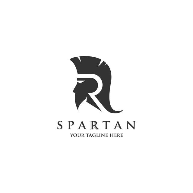 Initial Logo R With Spartan Logo Designs Logo Icons Spartan Logo Png And Vector With Transparent Background For Free Download Spartan Logo Logo Design Initials Logo