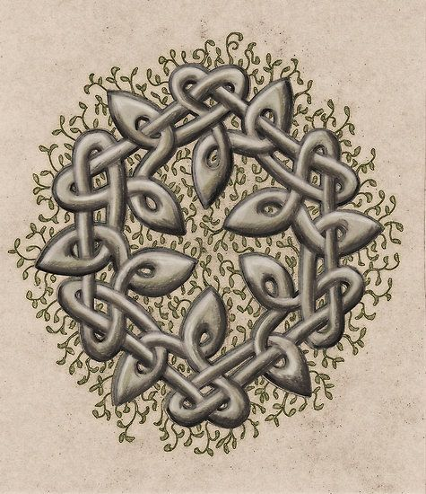 dark knot hex by frownland