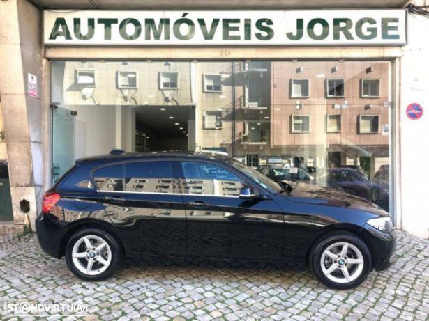 BMW 116 d advantage auto preços usados