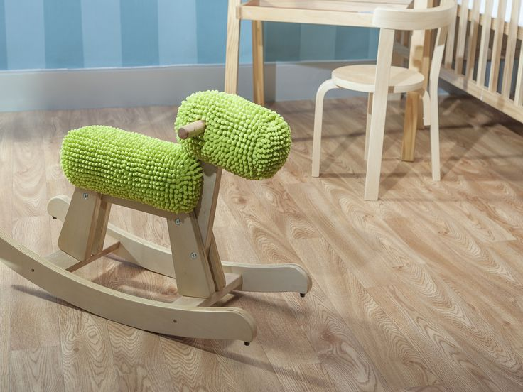 Mocka's vibrant green Larry that Lamb makes a great baby shower gift!