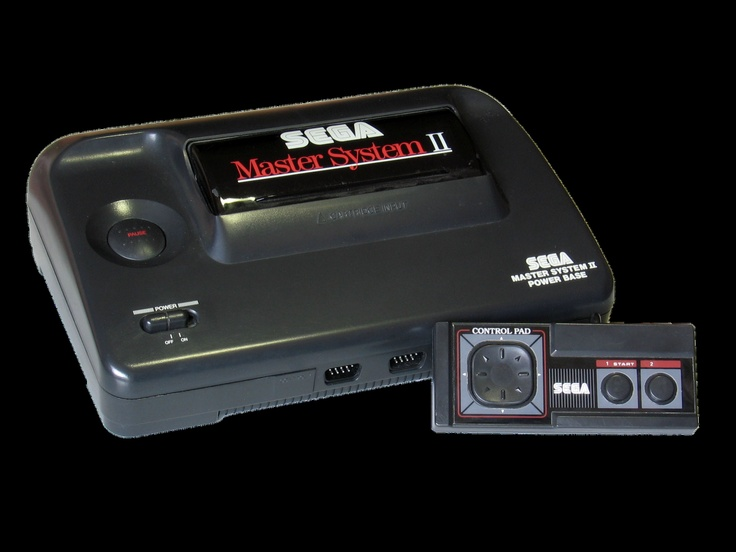 Sega Master System II - still have ours, going well - Ricochet