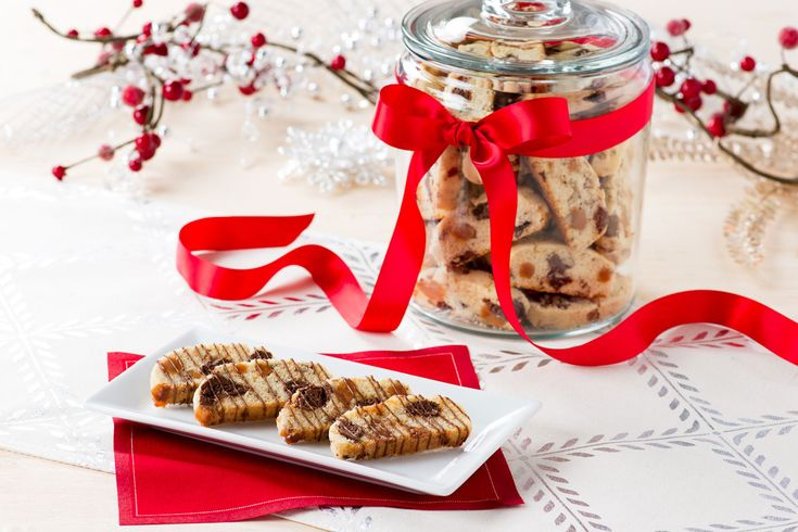 AERO Chocolate Toffee Biscotti Leave warm milk and AERO chocolate toffee biscotti for Santa and guarantee yourself a spot at the top of the nice list!