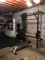 Profile® Squat Rack with Kipping Bar™ (as seen on ABC's Shark Tank!) – PRx Performance