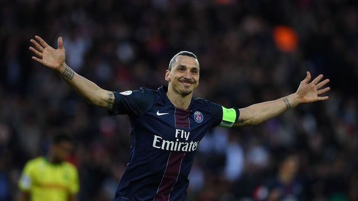 Ligue 1 round-up: Zlatan Ibrahimovic scores twice on last PSG appearance at Parc des Princes | Football News | Sky Sports