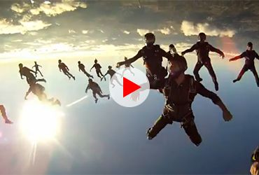 Skydive Record Attempt
