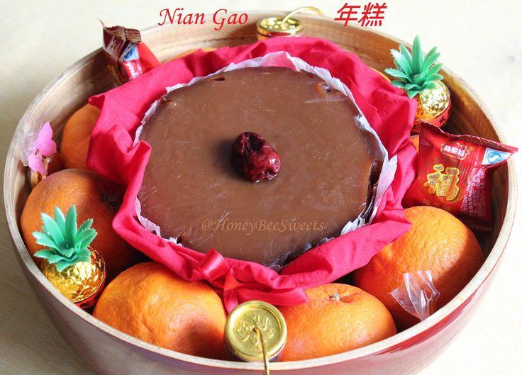 Chinese Stir Fried Sticky Rice Cakes (Nian Gao) • Steamy ...
