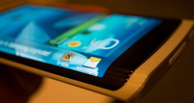 El 2014 será el año de los Teléfonos Flexibles de tres Pantallas