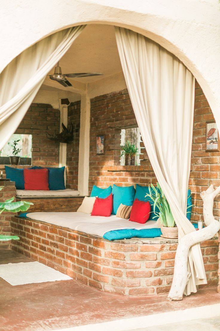 Where to stay in Nicaragua - Our favorite B&B near Popoyo Beach // http://thinkelysian.com