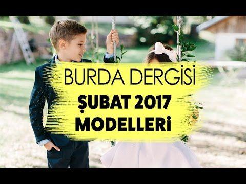 Burda Dergisi Şubat 2017 Modelleri