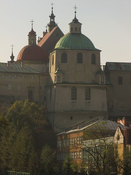 Lubelski #klasztor dominikanów. #lublin #dominikanie #światło