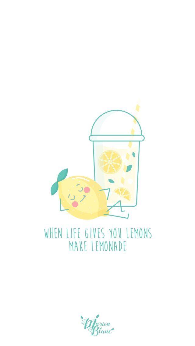 اصنع من الليمون شرابًا حُلوًا ..