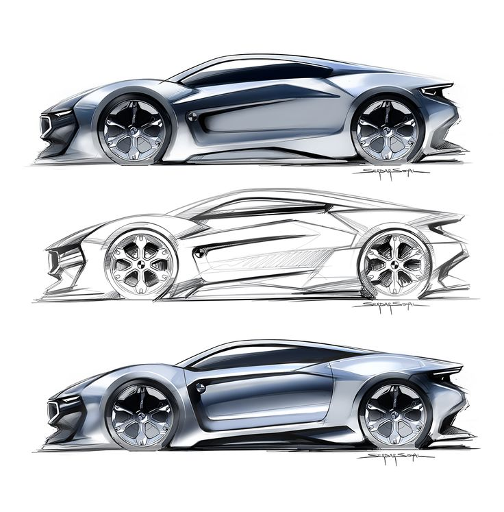 Bmw Researches on Behance