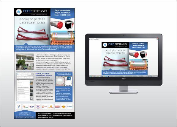 Desenvolvimento de email marketing de produto para indústria metalúrgica