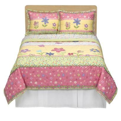 Circo Happy Flower Twin Bedding
