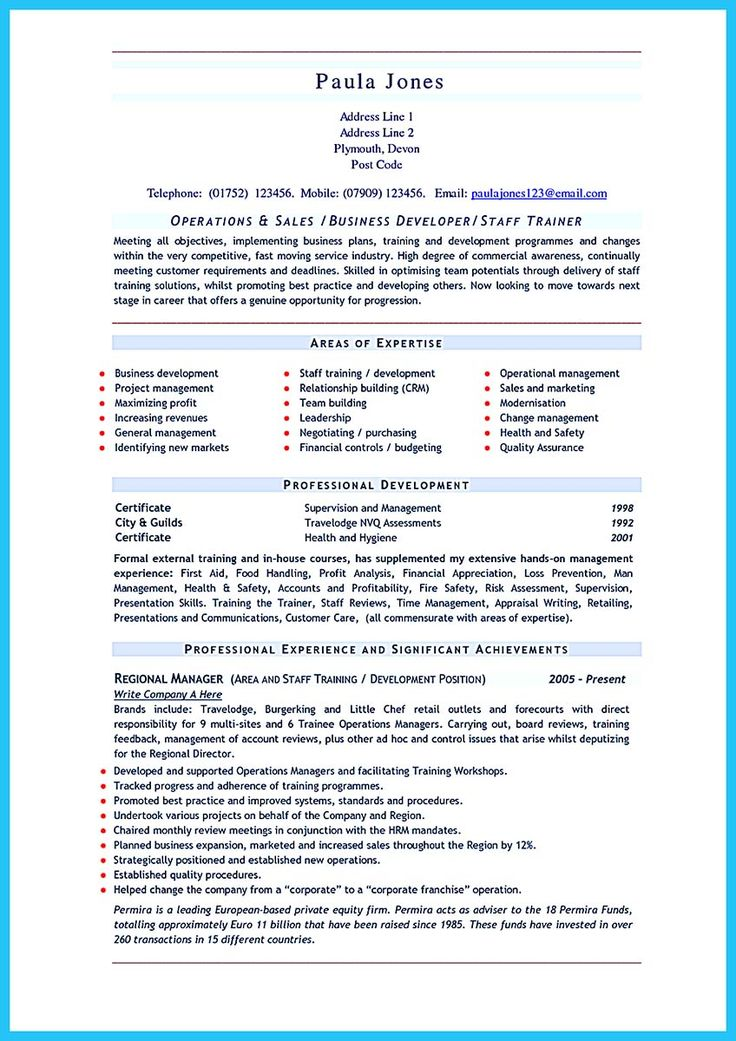 cool Excellent Culinary Resume Samples to Help You Approved,