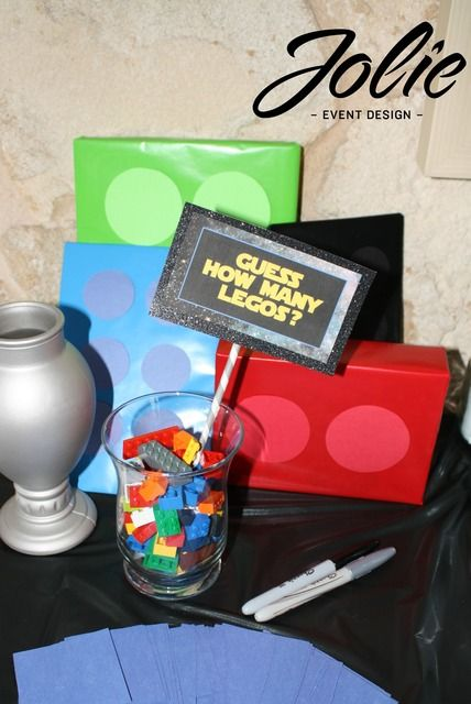 Star Wars Lego Birthday Party Ideas Pinterest Lego Birthdays