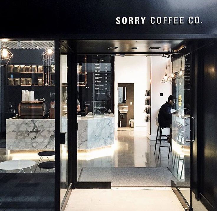 Sorry Coffee More