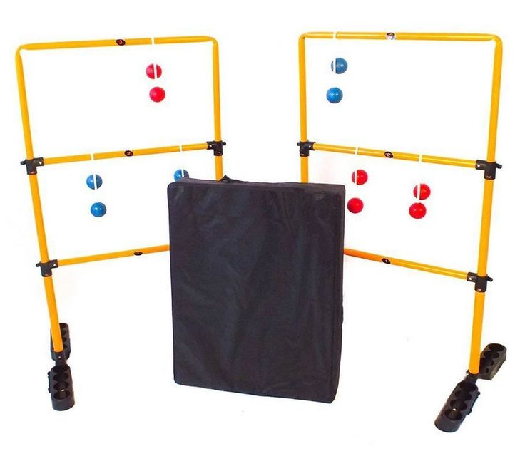 Ladderball Game Set Adults Ladder Toss Kids Backyard Games Beach Team Yard Sport | eBay