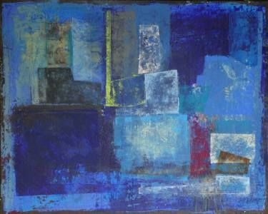"Saatchi Art Artist Agnieszka C Niezgoda; Painting, ""ORION dimensions"" #art"