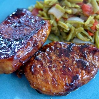 Maple Glazed Pork Chops – And How To Traumatize Your Kids Ingredients