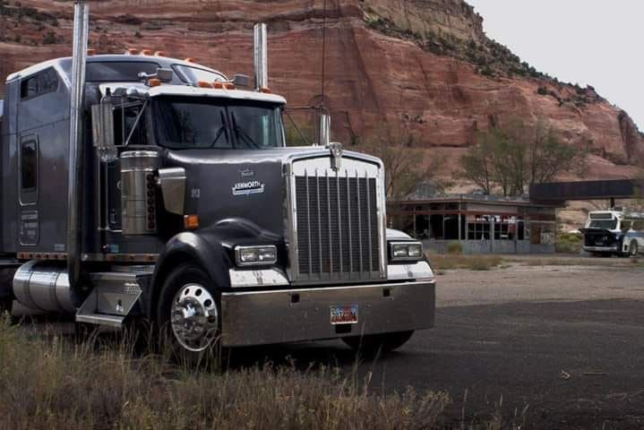 Pin On Kenworth Trucks