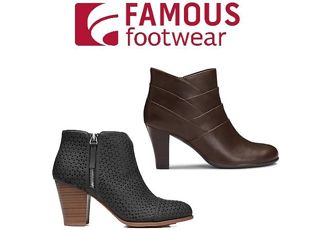 Black Friday Weekend! 15% Off  BOGO  Free Shipping Sale (famousfootwear.com)