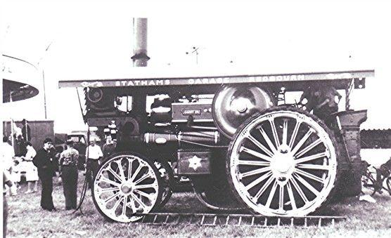 Photo:Statham's Steam Engine