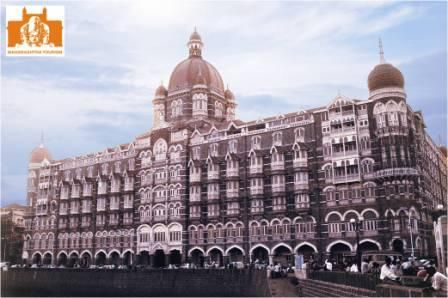 The Taj Mahal Palace Hotel is a five star hotel located in the Colaba region of Mumbai. Also, it is one of the most clicked tourist places of Mumbai.