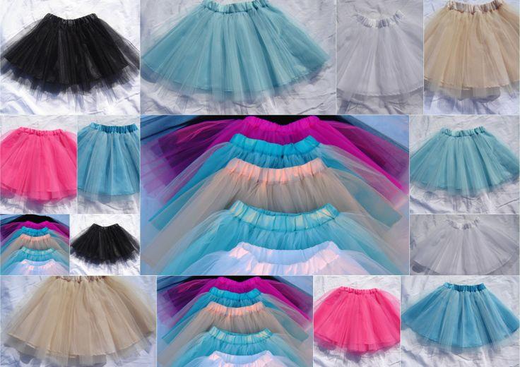Tulle Tutu - Tutu Skirt - Girls tutu https://www.etsy.com/listing/184851026/tulle-tutu-tutu-skirt-girls-tutu?ref=shop_home_active_1