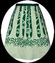 fairytale forest skirt. magical. love it.