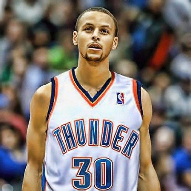 Nba Stephen Curry: NBA Jersey Swaps: Stephen Curry With The Oklahoma City