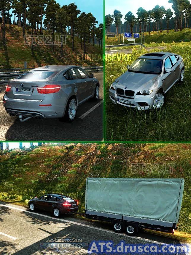 BMW X6 v3.1 for 1.19.x